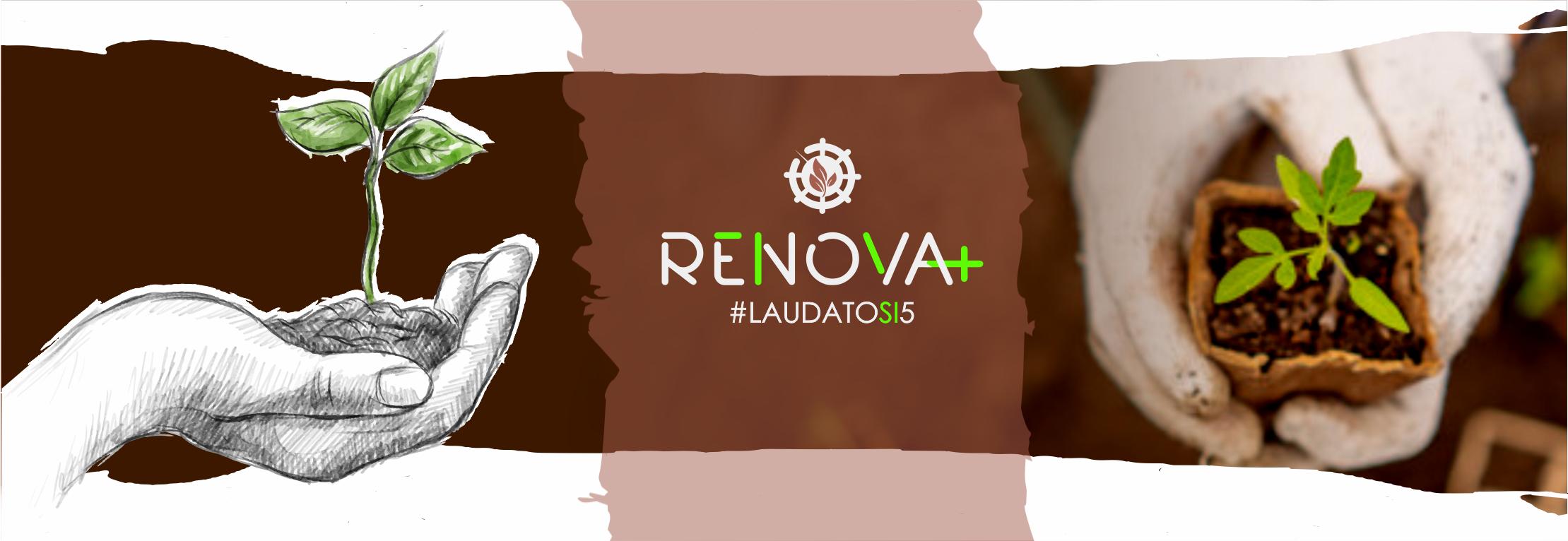 Banner Laudato